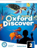 Oxford Discover 2 Student Book Pack