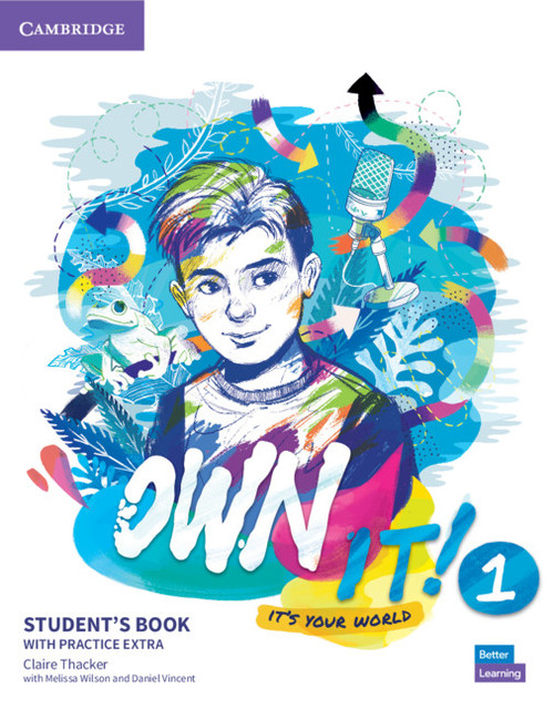 Own it! 1 Student's Book with Practice Extra
