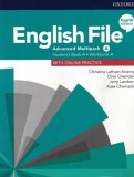English File 4e Advanced  Student's Book/Workbook Multi-Pack A