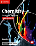 Chemistry for the IB Diploma Coursebook with Cambridge Elevate Enhanced Edition