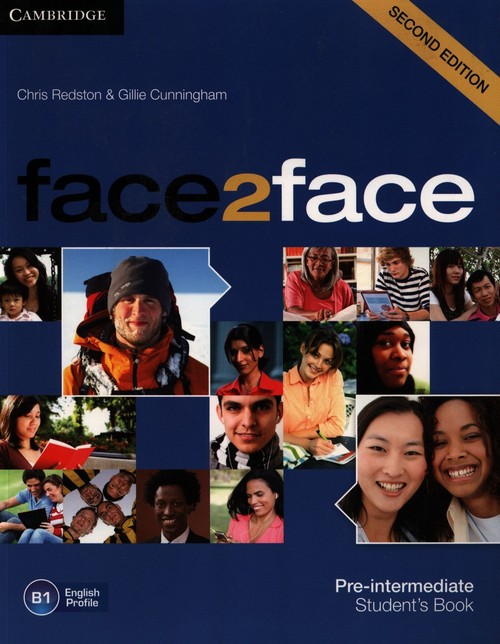 Face2face Pre-intermediate Student's Book