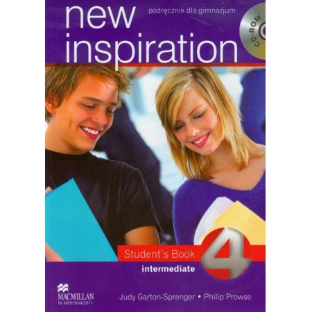 Inspiration New 4 SB MACMILLAN
