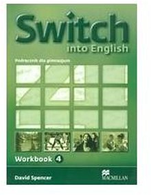 Switch into English 4 WB MACMILLAN