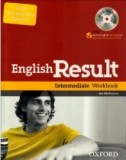 English result intermediate workbook with answer key booklet+cd