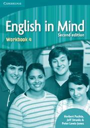 English In Mind 4 WB 2nd Edition CAMBRIDGE